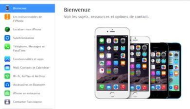 Dépannage iPhone 6