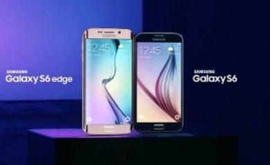 écran du galaxy s6 et s6 edge