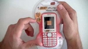 Bic phone v6
