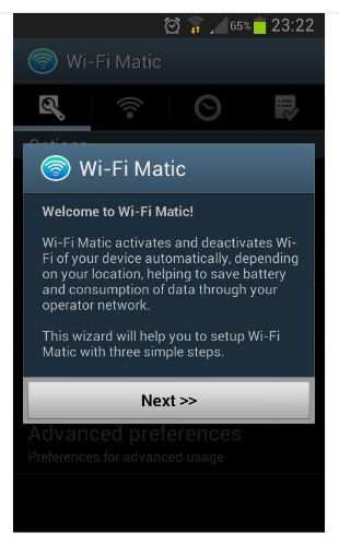 Wifi Matic pour Android