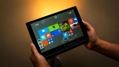 tuto windows 10 basculer entre le mode tablette et le bureau. Black Bedroom Furniture Sets. Home Design Ideas