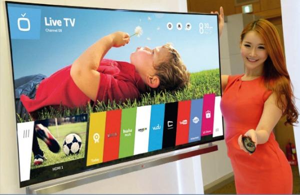 LG a racheté WebOS à HP pour le mettre sur ses téléviseurs et le résultat est réussi