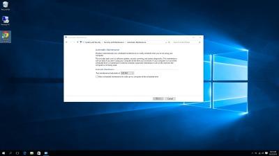Windows 10 et ses outils de maintenance for Fenetre windows outils