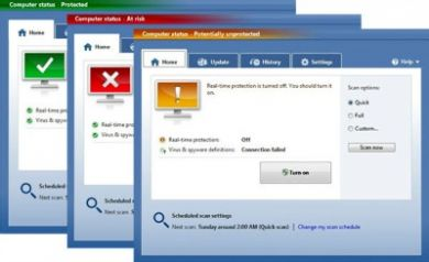 Windows-Defender-PC-status-Potentially-unprotected