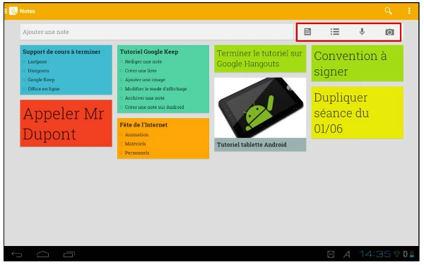Prendre-des-notes-avec-Google-Keep