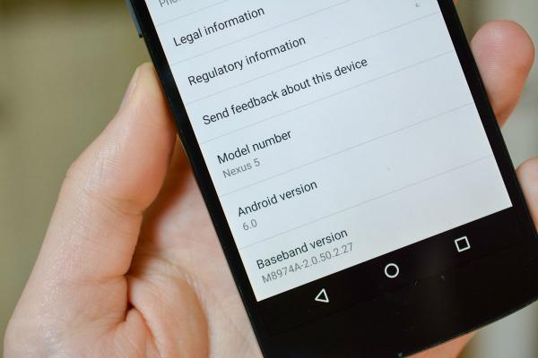 Image OTA Android-6.0-marshmallow