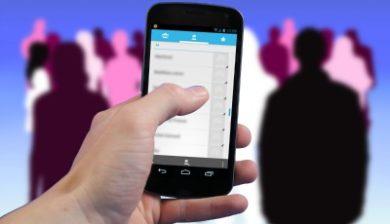 Gestion des contacts sous android Image à la une