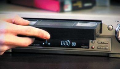 Image montrant une cassette VHS