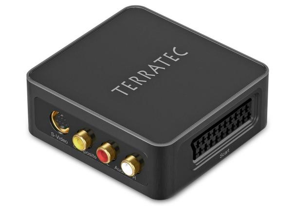 Terratec: boitier d'acquisition vidéo