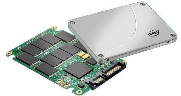 Photo d'un daisque SSD pour PC
