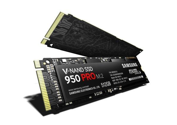 SSD M2 PCI express et NVMe