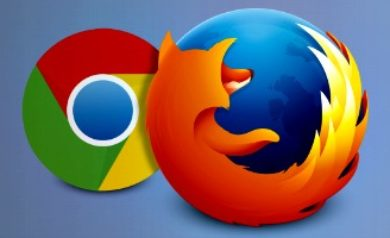 logo-des-navigateurs-firefox-et-google-chrome
