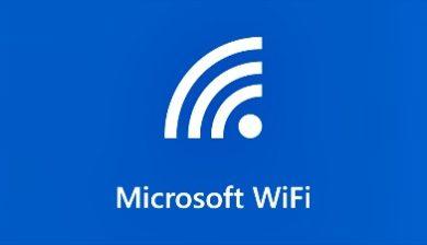 logo microsoft wifi