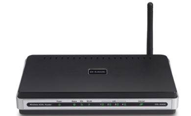 d-link-wireless adsl routeur