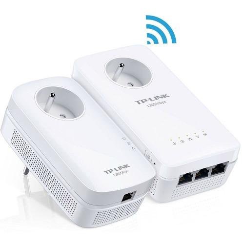 TP-LINK TL-WPA8635P KIT Cpl et wifi