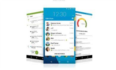 des applis blackberry pour android