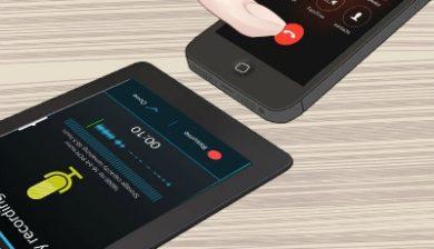 Enregistrer les conversations téléphoniques sur mobiles
