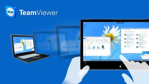 teamviewer 8 laptop