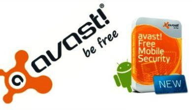 Avast mobile sécurité Android