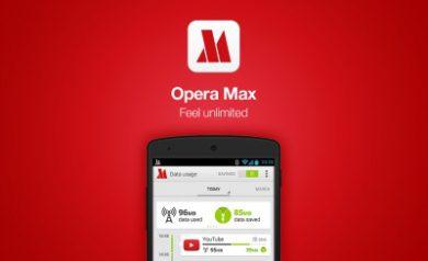 Opera-Max pour image à la une