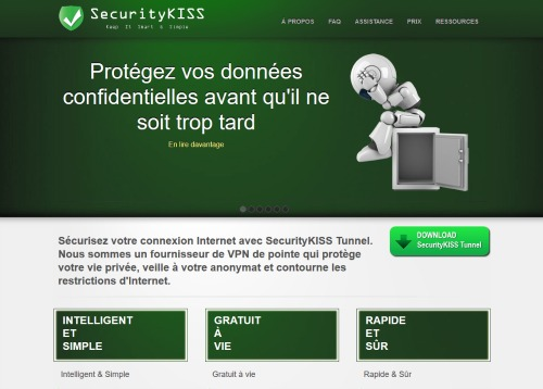 Logiciel SecurityKiss