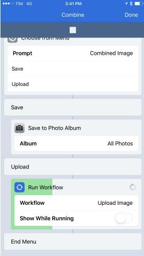 Run Workflow