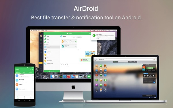 appli airdroid android