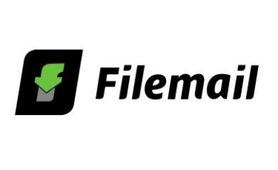 Filemail Logo pour transférer de gros fichiers