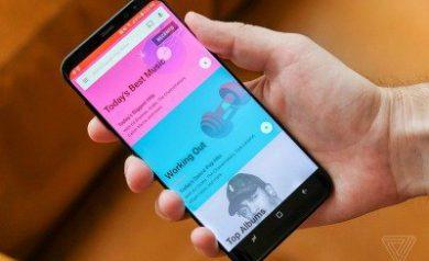 Appli-musique-sur-le-Samsung-Galaxy-S8