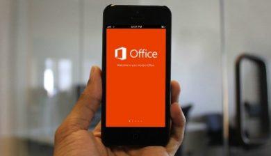 microsoft office pour smartphone pour image à la une