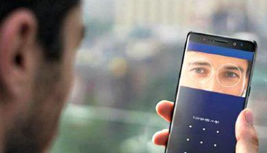 Verrouiller-Galaxy-S8-avec la détection de l'iris