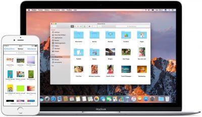 configuration d'iCloud Drive pour iPhone