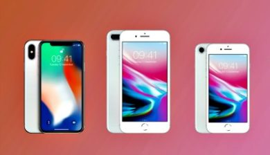 Apple iPhone 8, 8 Plus et iPhone X pour image à la une