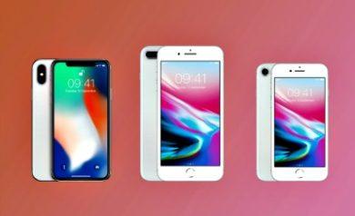Apple iPhone 8, 8 Plus et iPhone X pour image à la une
