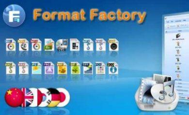 Format-Factory pour image à la une