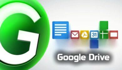 Logo Google-Drive pour image à la une