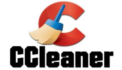 Logo ccleaner pour image à la une
