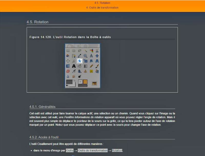 Am liorez vos photos sur pc ou mac avec le logiciel gimp for Gimp effet miroir
