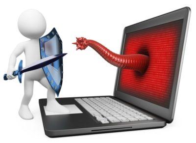 Différents types de logiciels malveillants
