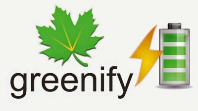 Logo application Greenify pour android