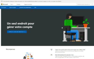 Sécuriser un compte Microsoft