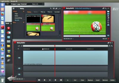 Logiciel de montage video Lightworks