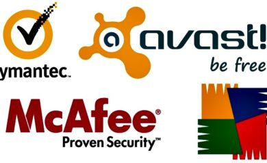 Multiple-Antivirus-Logos