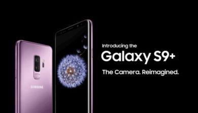 Image représentant l'appareil photo du samsung galaxy s9
