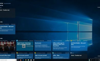 windows10-Timeline