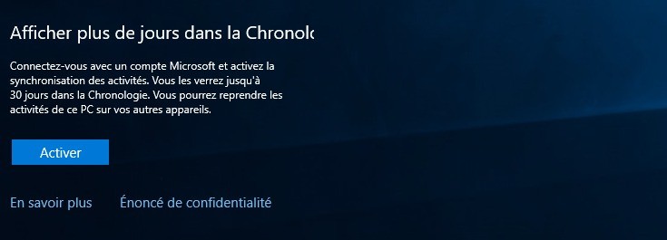 windows10-april 2018update-connexion-timeline
