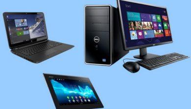 image de plusieurs PC