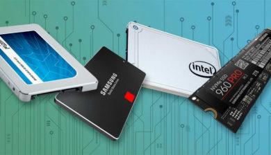 Différentes formes de SSD