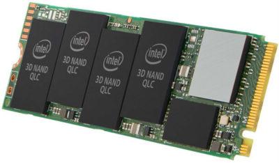Intel-660p-SSD-format M.2-NVMe