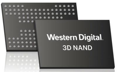 Western Digital 3D NAND